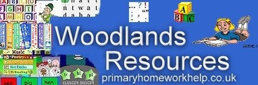 Woodlands Literacy Zone
