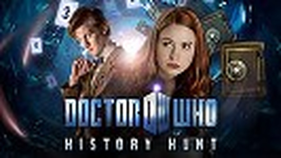 Dr Who History Hunt