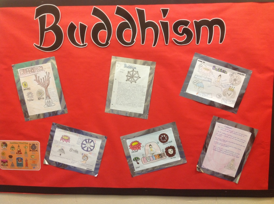 Buddhism by year 6
