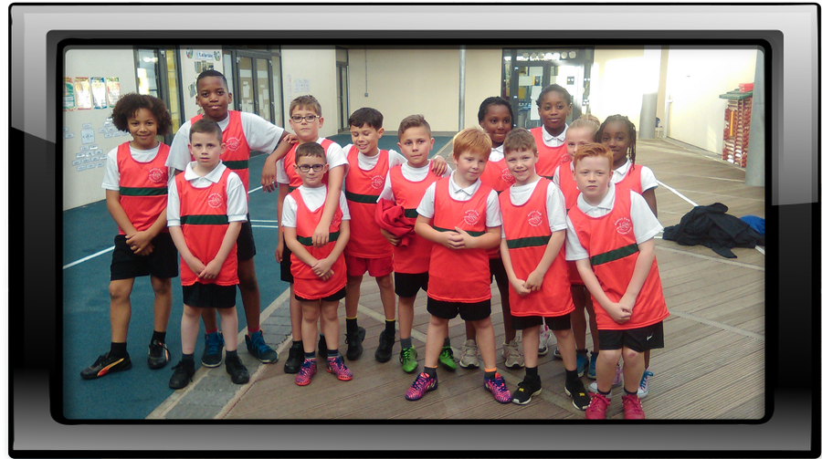 Well done Bowlee Park dodgeball team.