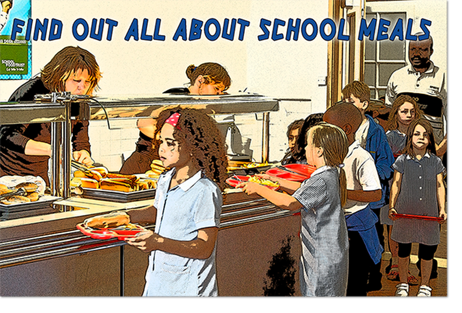 All about school meals