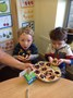 eating apple scones with jam.JPG