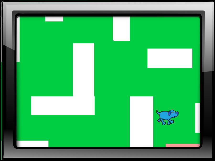 Amber & Wiki's Maze
