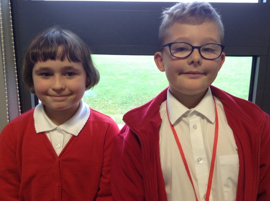 The Teaching and Learning Ministers: Bella and Harrison