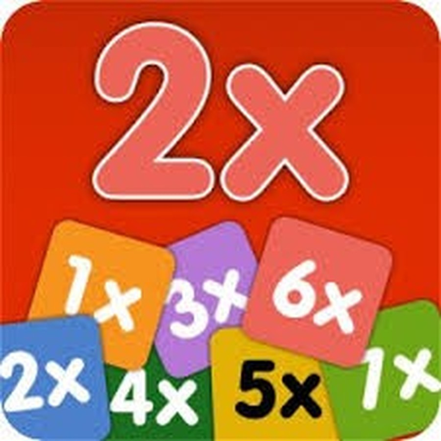 Year 5 Times Tables
