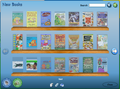 You will be able to have a look to see which new books have been added