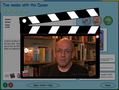 Watch an author video at the click of a button!