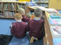 Sharing our books<br>