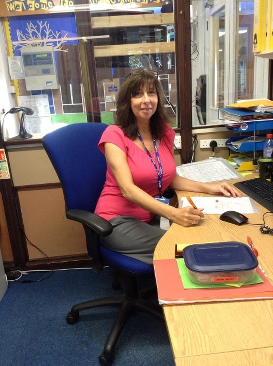 Mrs S Jenkins - Business Assistant