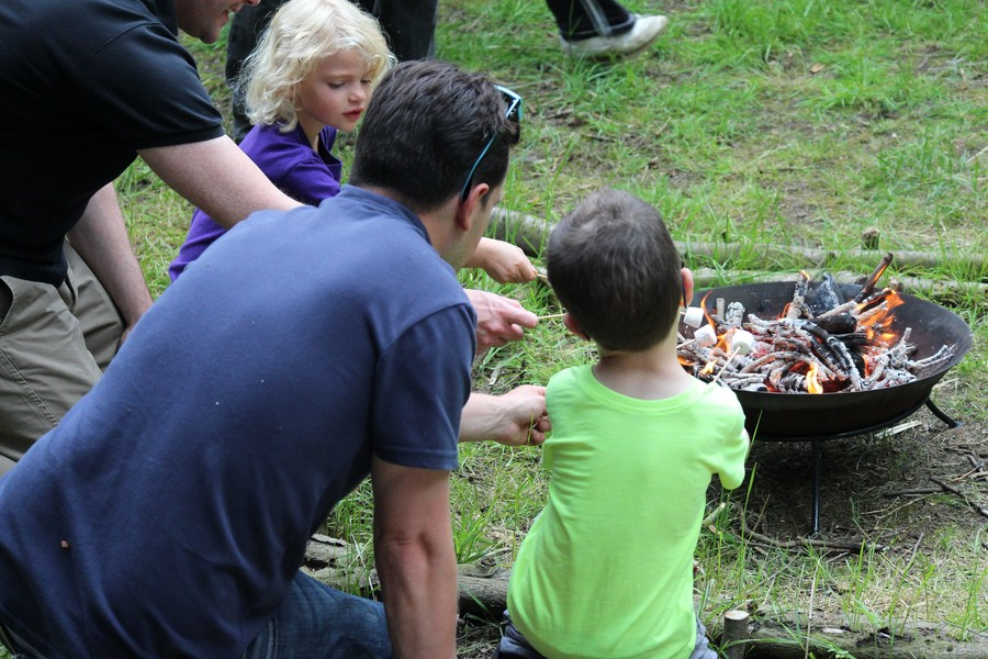 Dads invited to Y1 Forest School