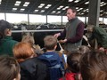 """Gavin explaining what silage is made up of.<p class=""""MsoNormal""""><span style=""""font-size: 10pt; line-height: 107%; font-family: 'Trebuchet MS', sans-serif; display: none;"""">Gavin explaining what silage is made up of.</span><o:p></o:p></p>"""