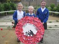 Year 3 Poppy Wreath