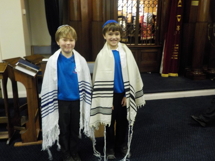 Synagogue Visit