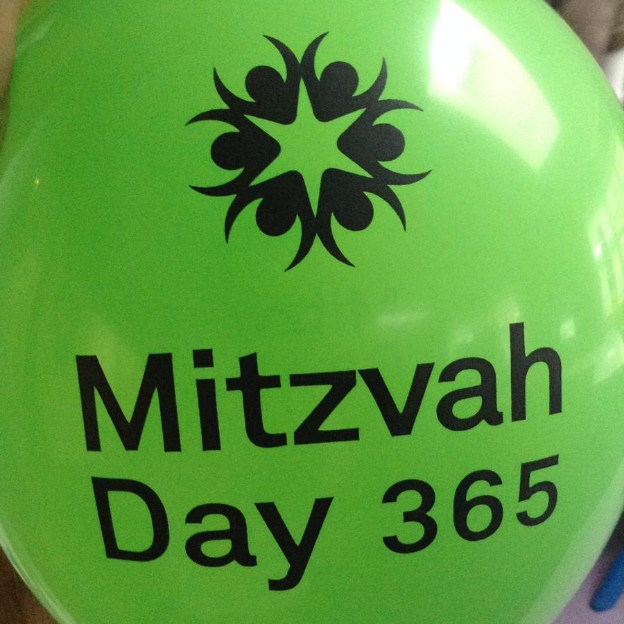 Mitzvah Day November 2015