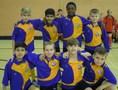 <p>Year 5 Boys Indoor Athletics District Champions</p>