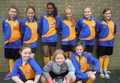 Year 6 Girls  Football