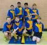 Year 7 Boys Indoor Athletics