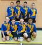 Year 8 Boys Indoor Athletics District Champions