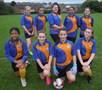 Year 8 Girls Football