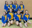 year 8 girls indoor athletics district 3rd place.JPG
