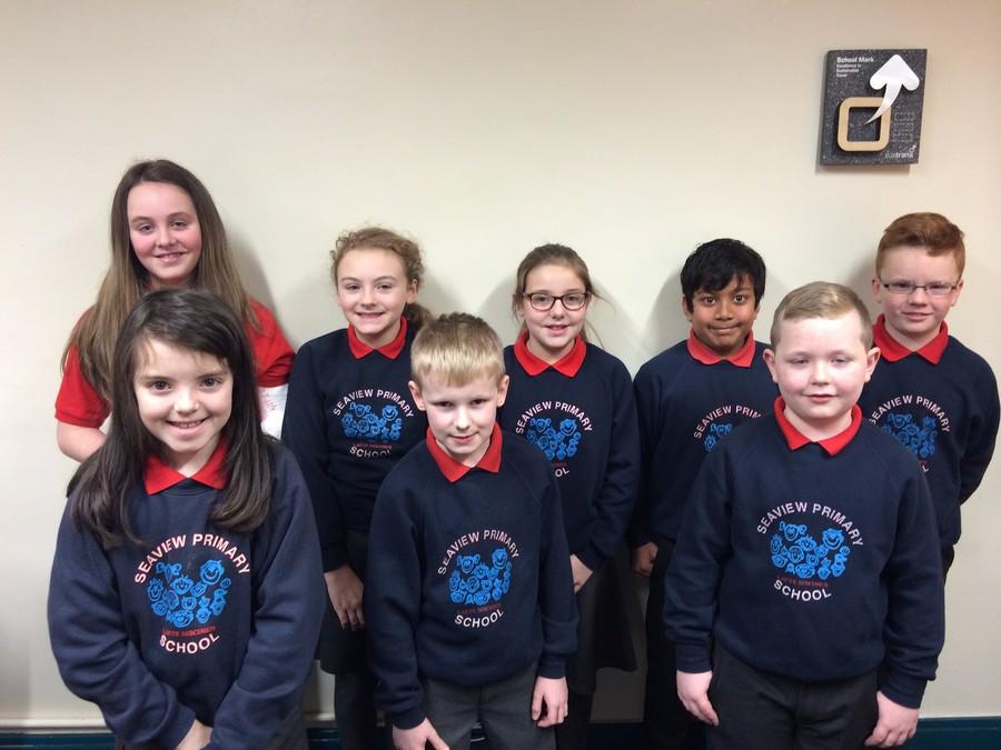 Year 4 - Year 7 School Council Members