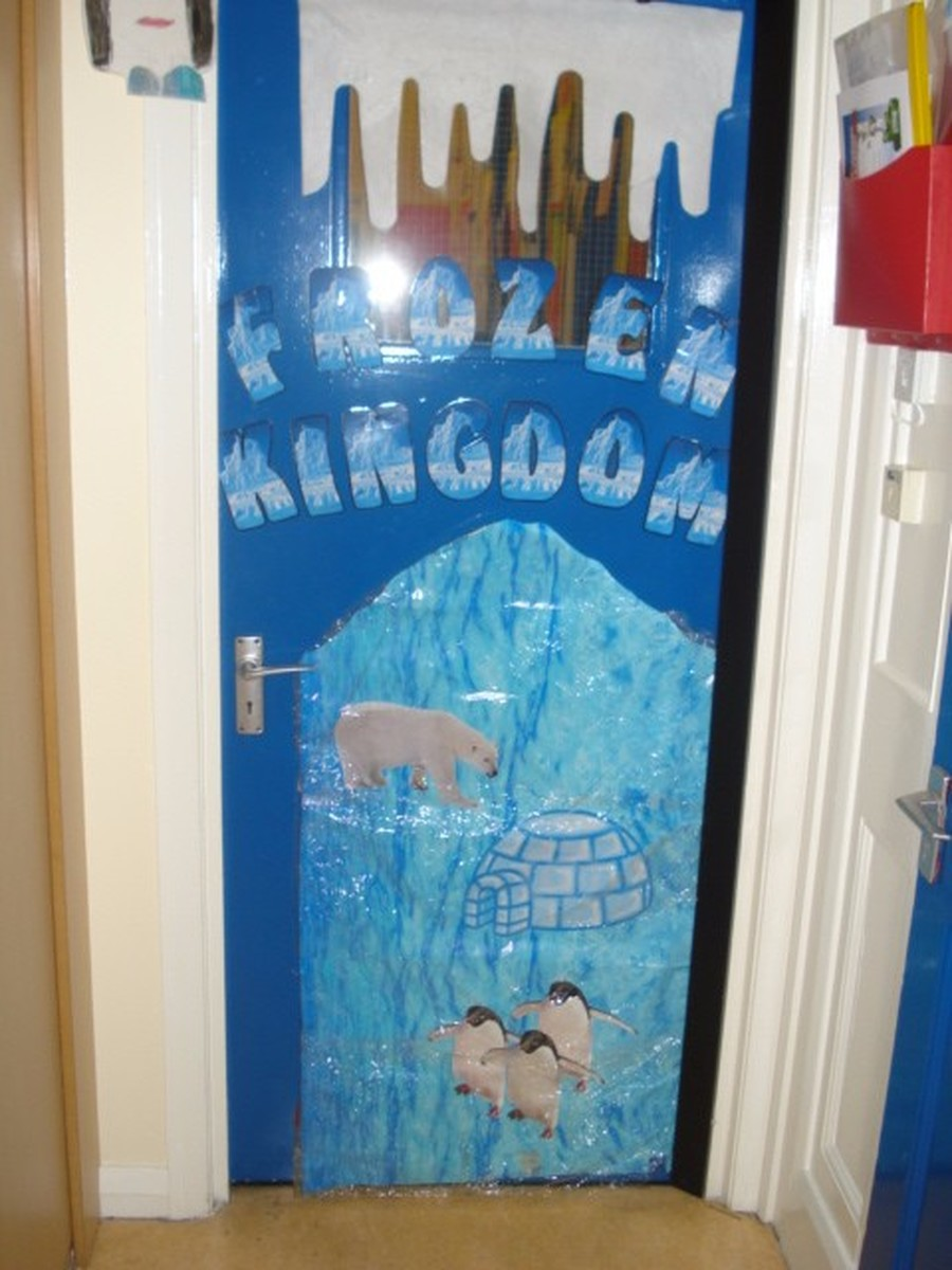 Step inside our Spring Topic 'Frozen Kingdom' Click here