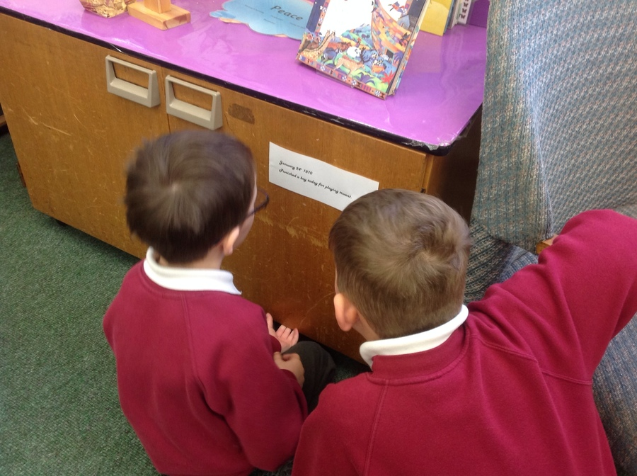 Helping each other read
