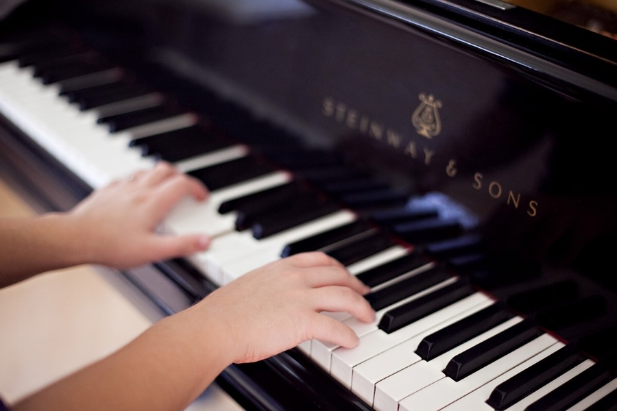 Piano lessons on offer weekly