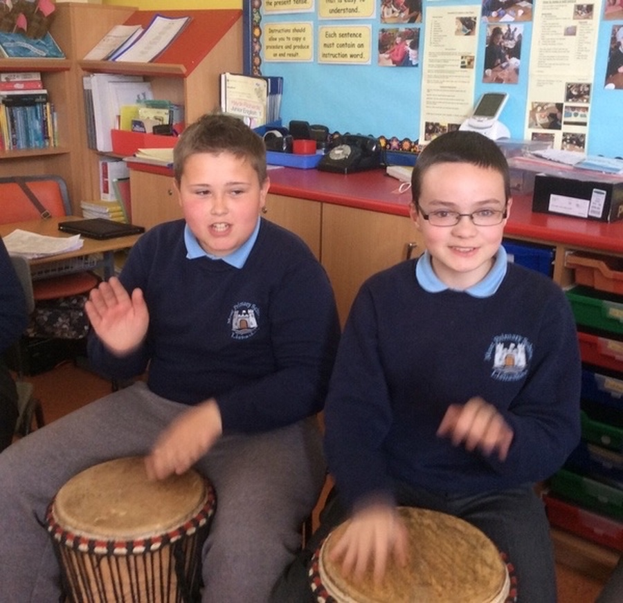 African Drumming lessons