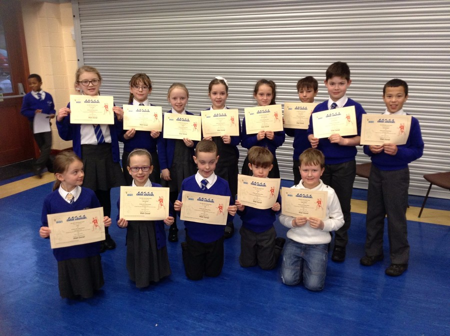Achievements at St Mary's