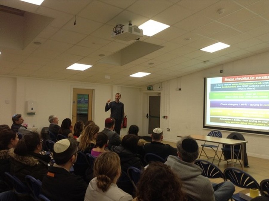 Parent E-Safety Evening January 2016