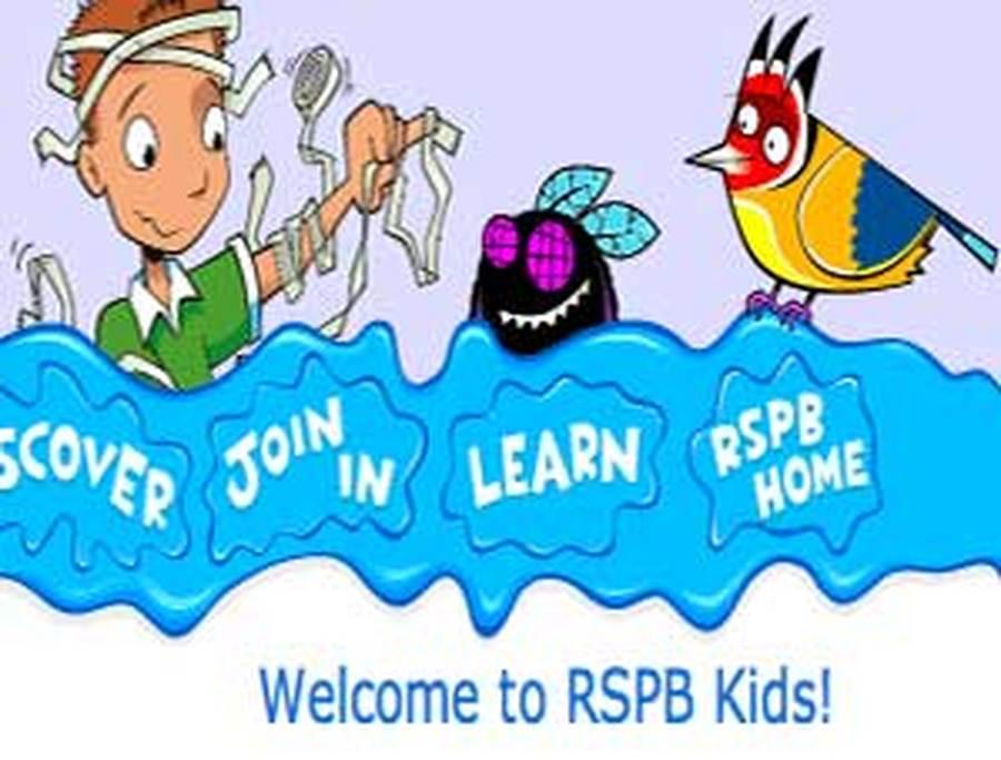 RSPB for Kids