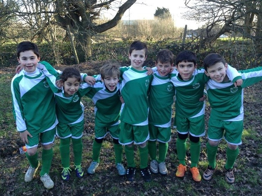Football Tournament January 2016