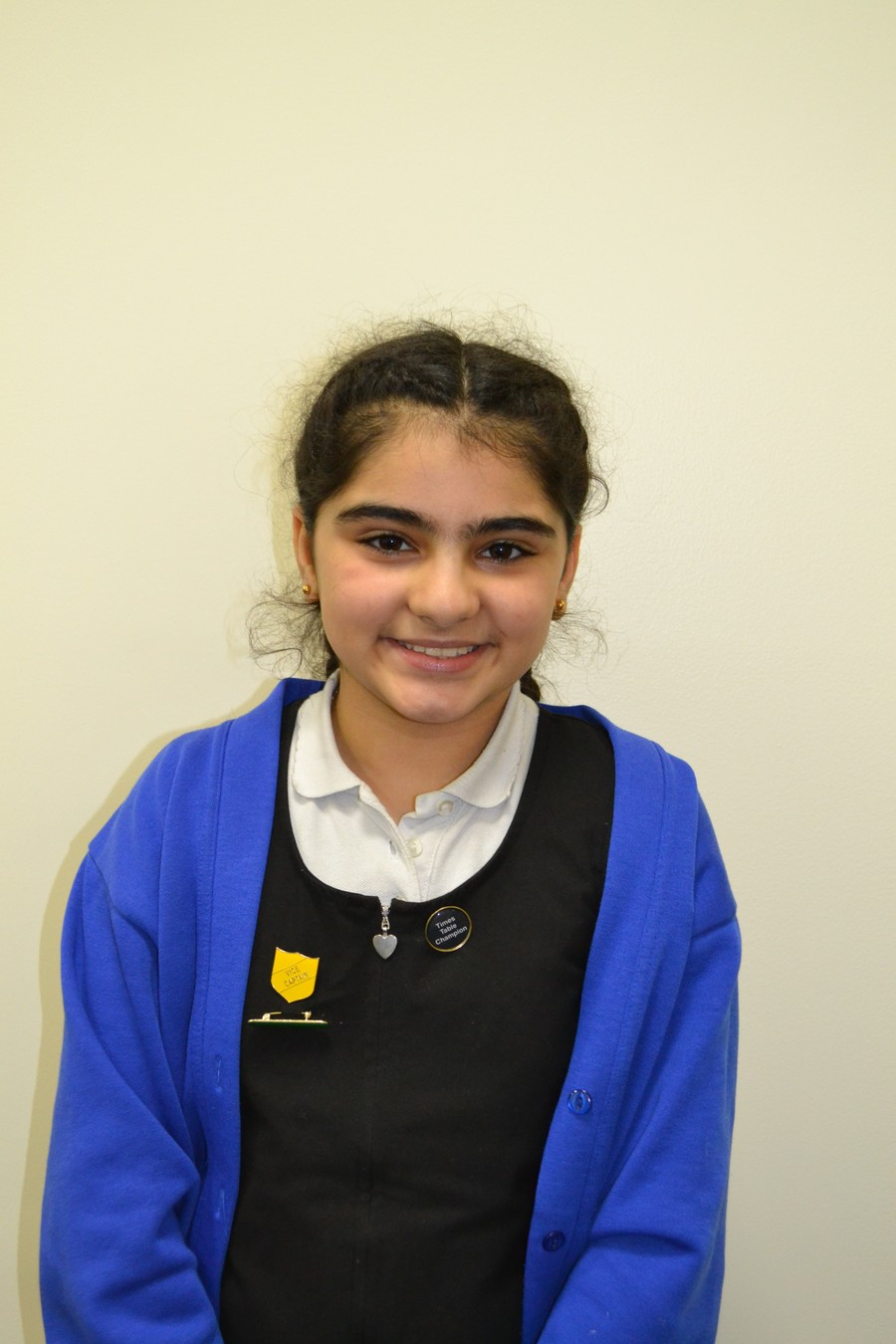 Well done Heba!