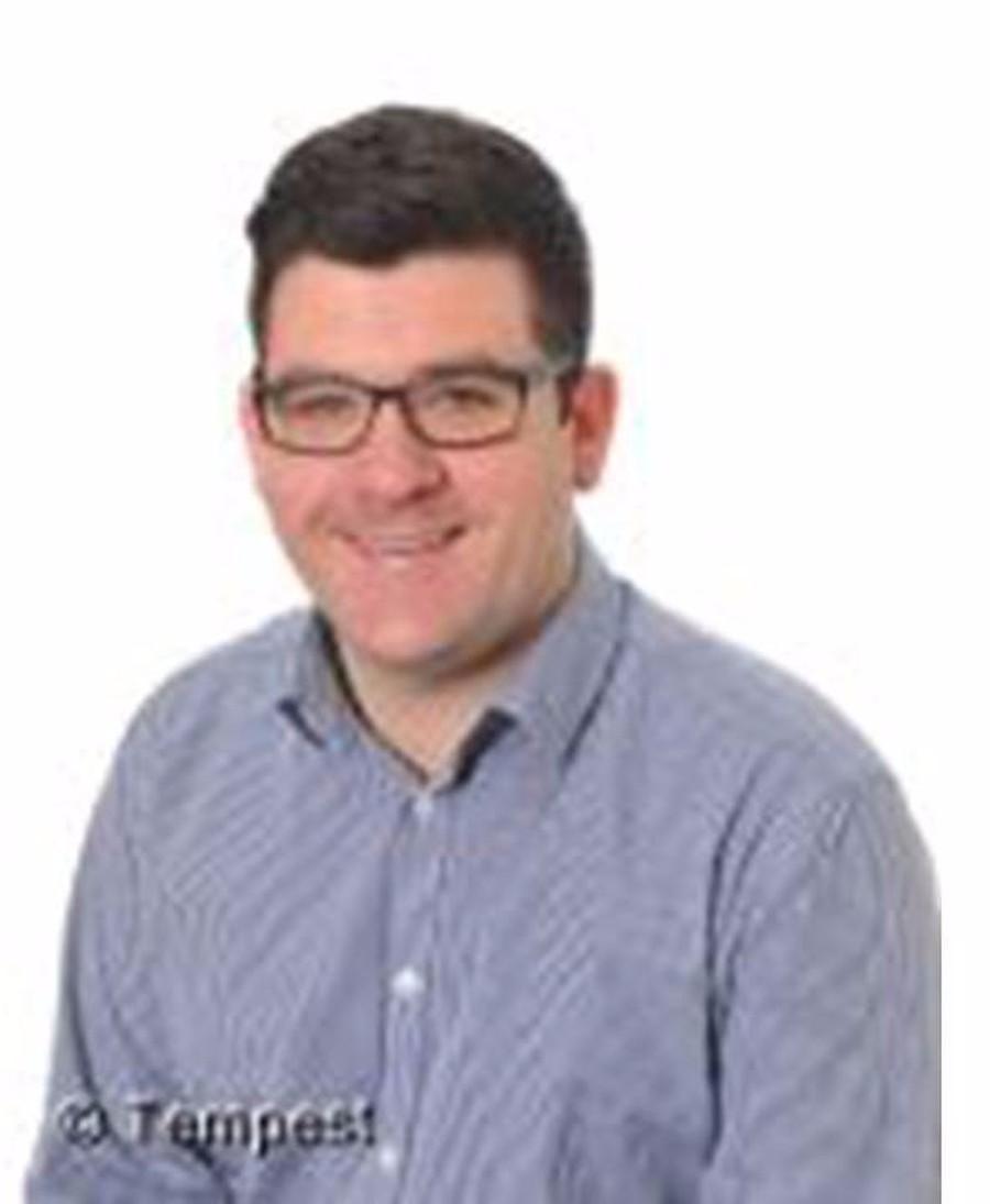 Chris Florey - Headteacher
