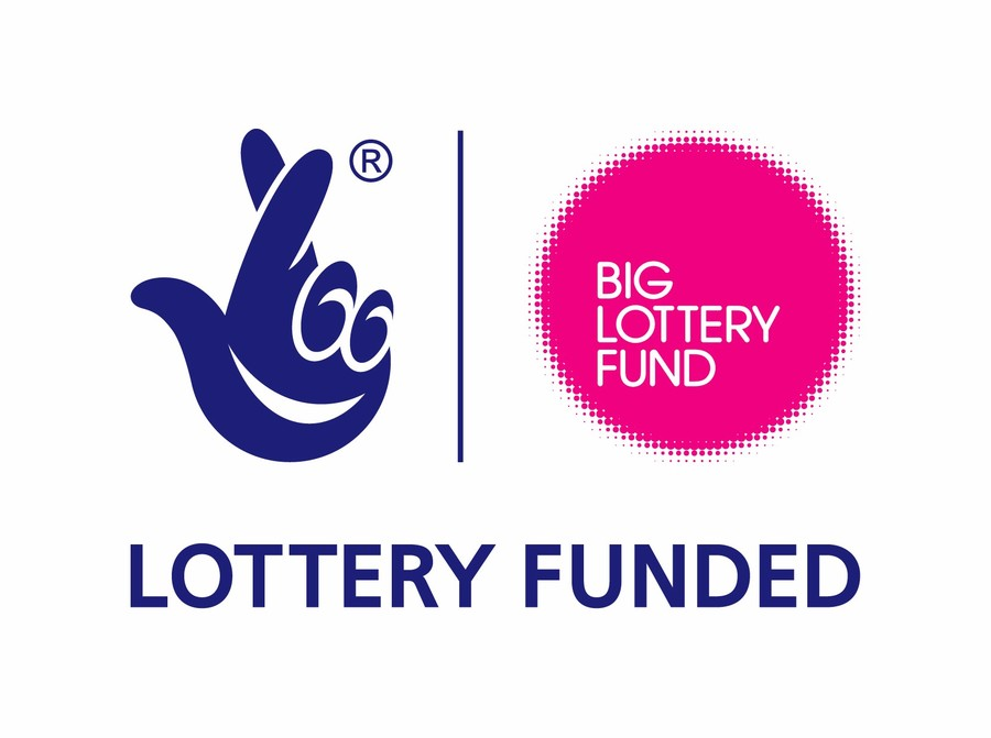 Our Forest School is funded by the BIG LOTTERY FUND