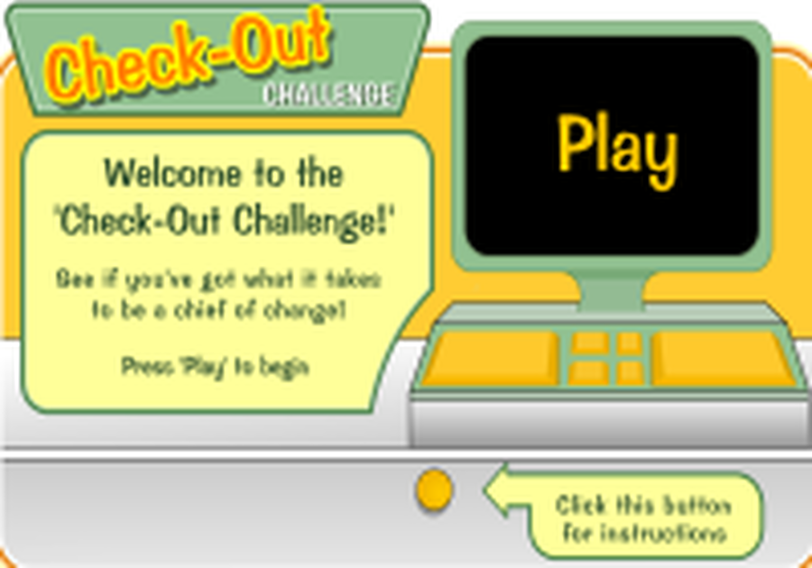 Check Out Challenge