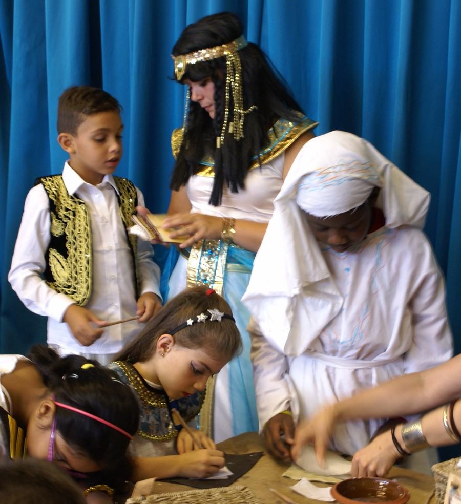 Year 3 Ancient Egyptian WoW Day