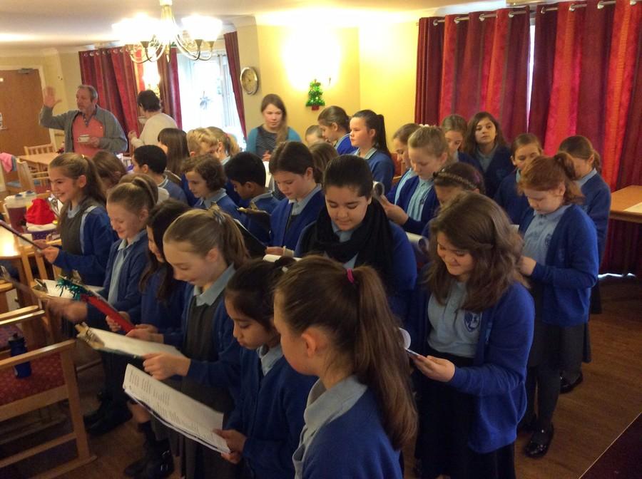 Brookland Junior School Choir