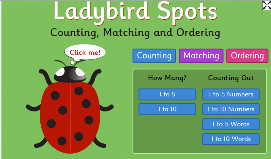 Counting, Matching and Ordering