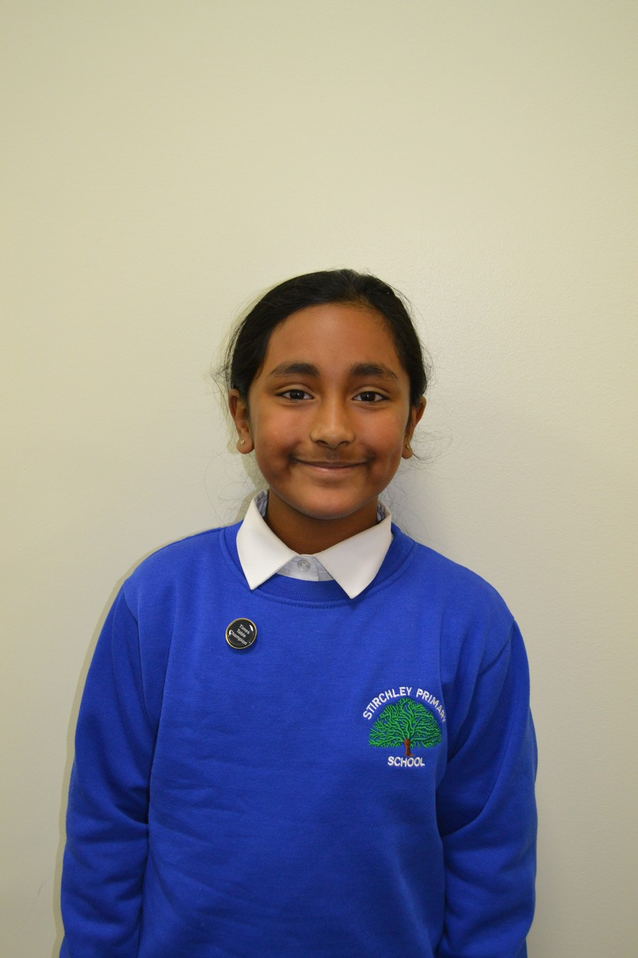 Well done Isha!