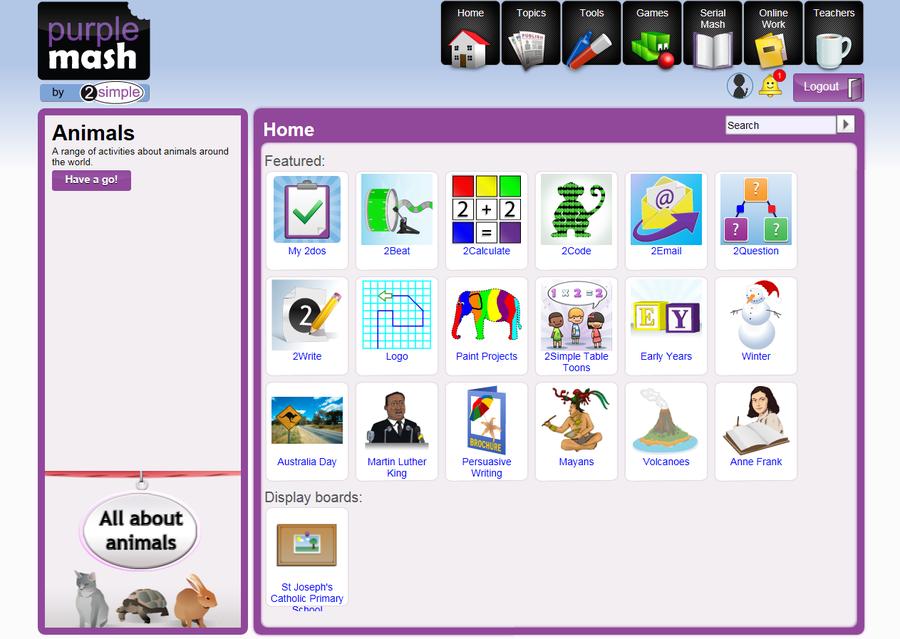 St Joseph S Catholic Primary School Useful Websites