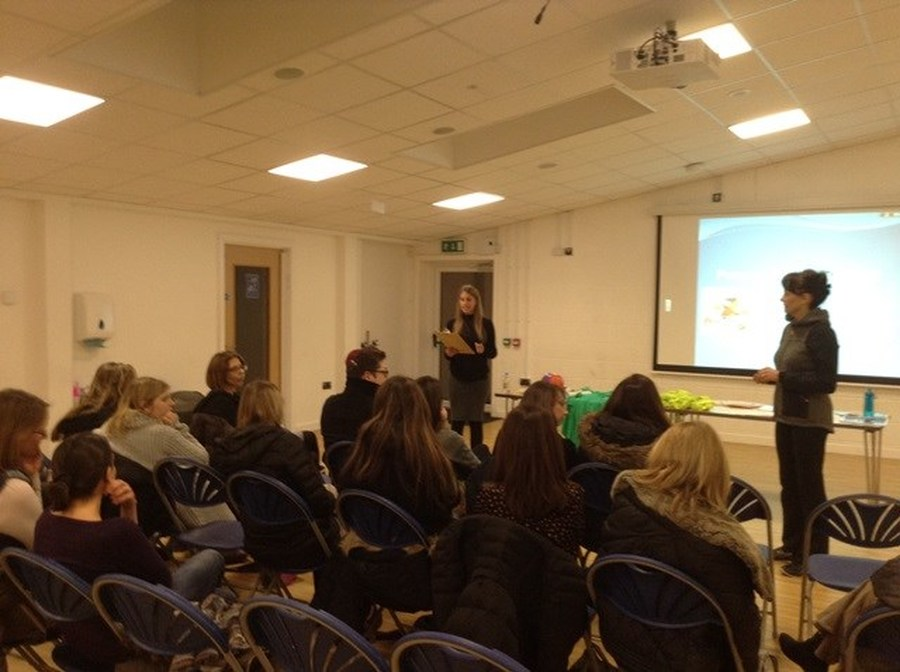 Physical Development Workshop for Parents