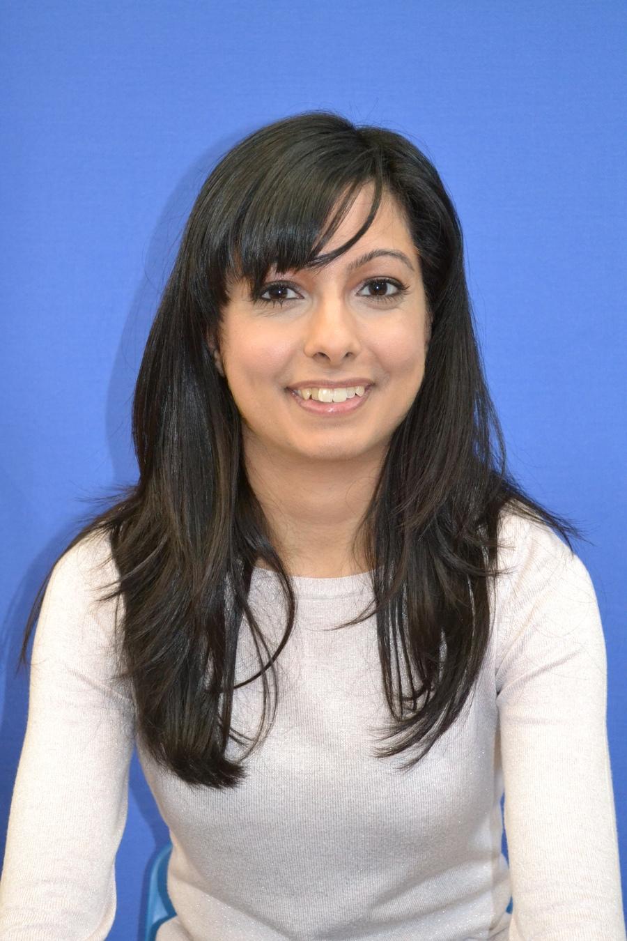 Miss K Satti - Teacher