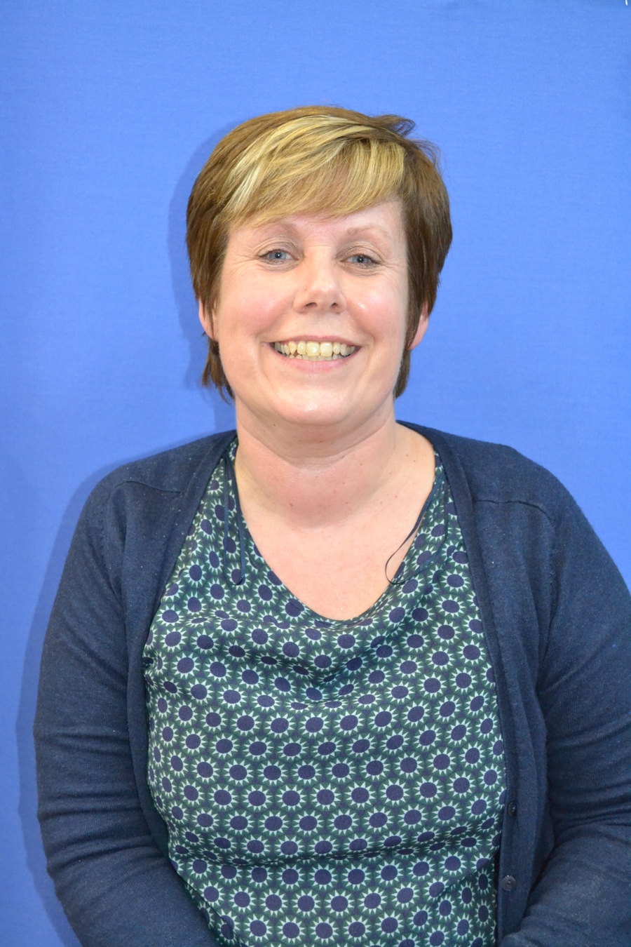 Mrs P Rose - Teaching Assistant