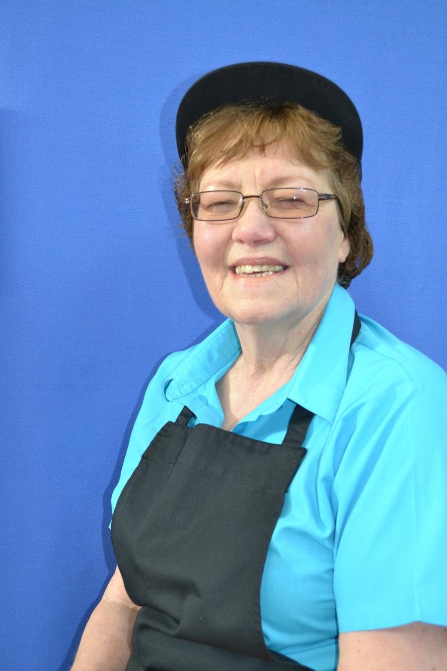 Mrs C Cody - Kitchen Assistant