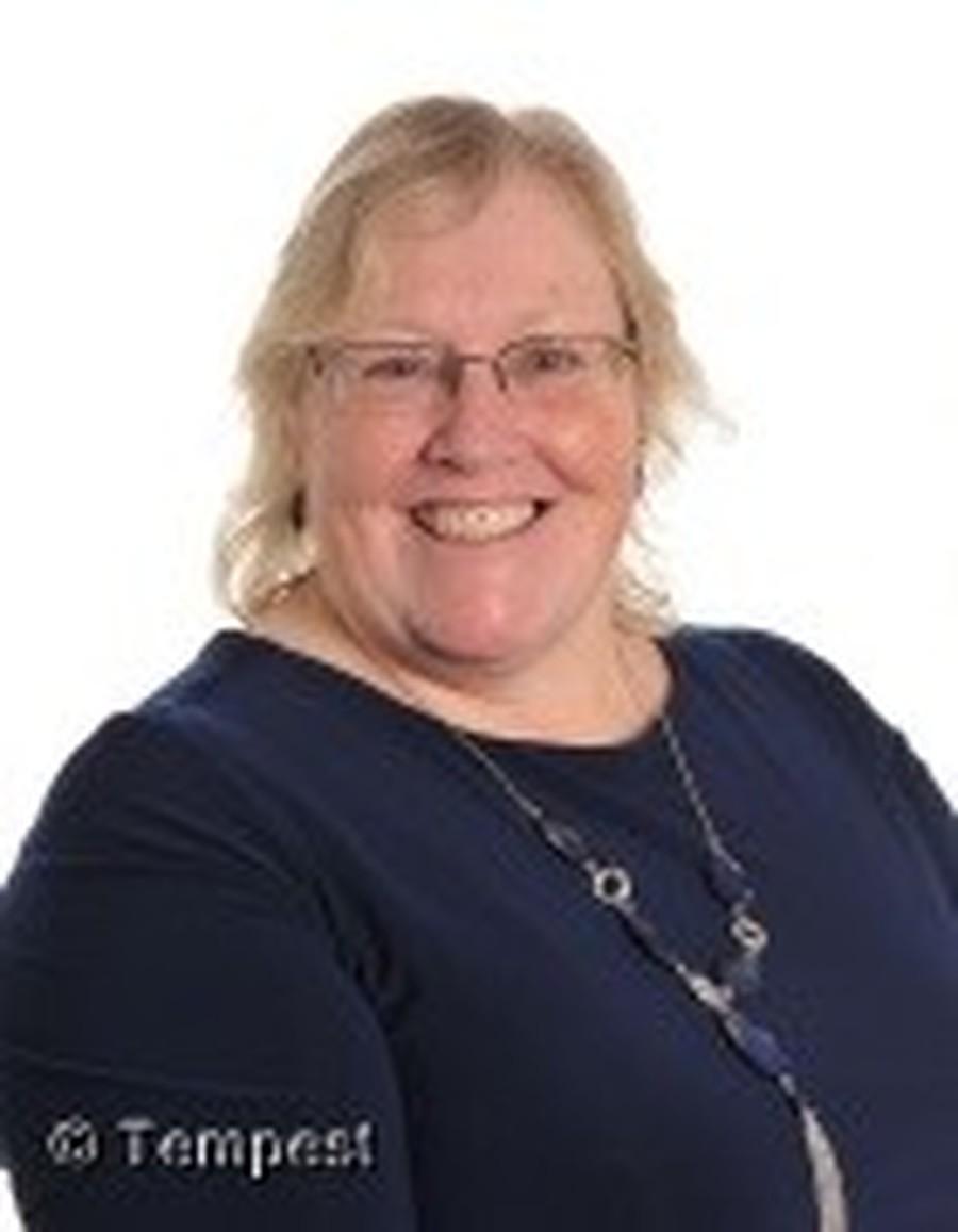 Headteacher - Elaine Burdiss