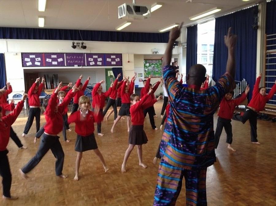 African Dance & Drumming Gallery