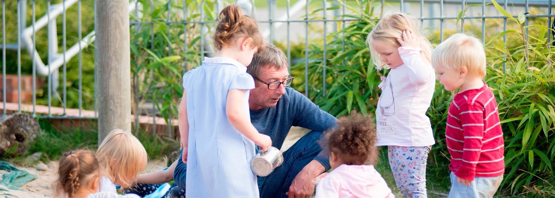 Adderley Children Centre In The News