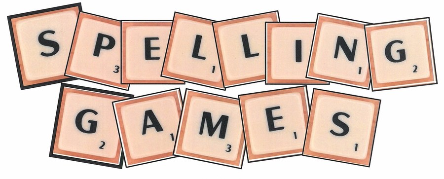 Click here to access Spelling Activities & Games!